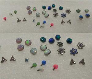 Nuevas piezas en ópalo para una infinidad de zonas