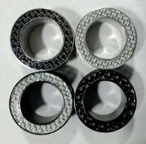 Dilataciones en acero y titanio