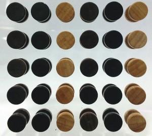 Falsas dilataciones de madera