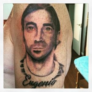 Tatuaje de retrato
