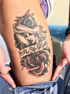 Tatuaje de Pin Up Dolls