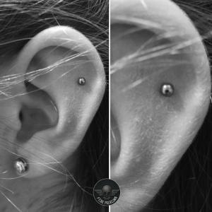 Piercing helix