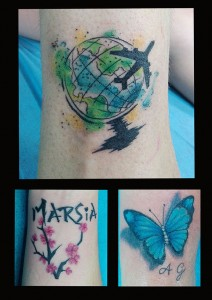 Tatuajes varios