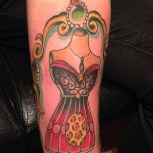 Tatuaje de maniquí