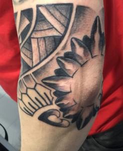 Tatuaje tribal parte I