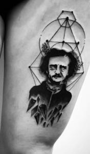 Tatuaje realizado en nuestro centro de Vaguada de Madrid
